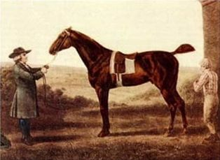 Diomed y Charles Bunbury
